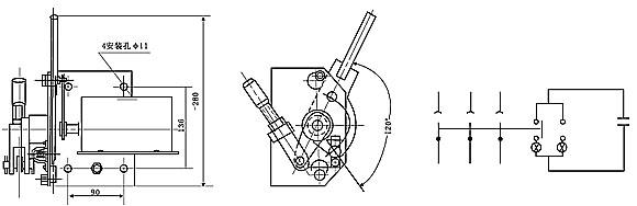 电路 电路图 电子 工程图 平面图 原理图 580_188